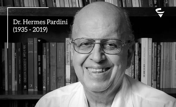 NOTA DE PESAR POR FALECIMENTO DO DR. HERMES PARDINI